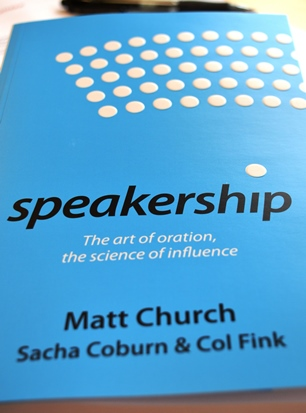 Speakership By Matt Church