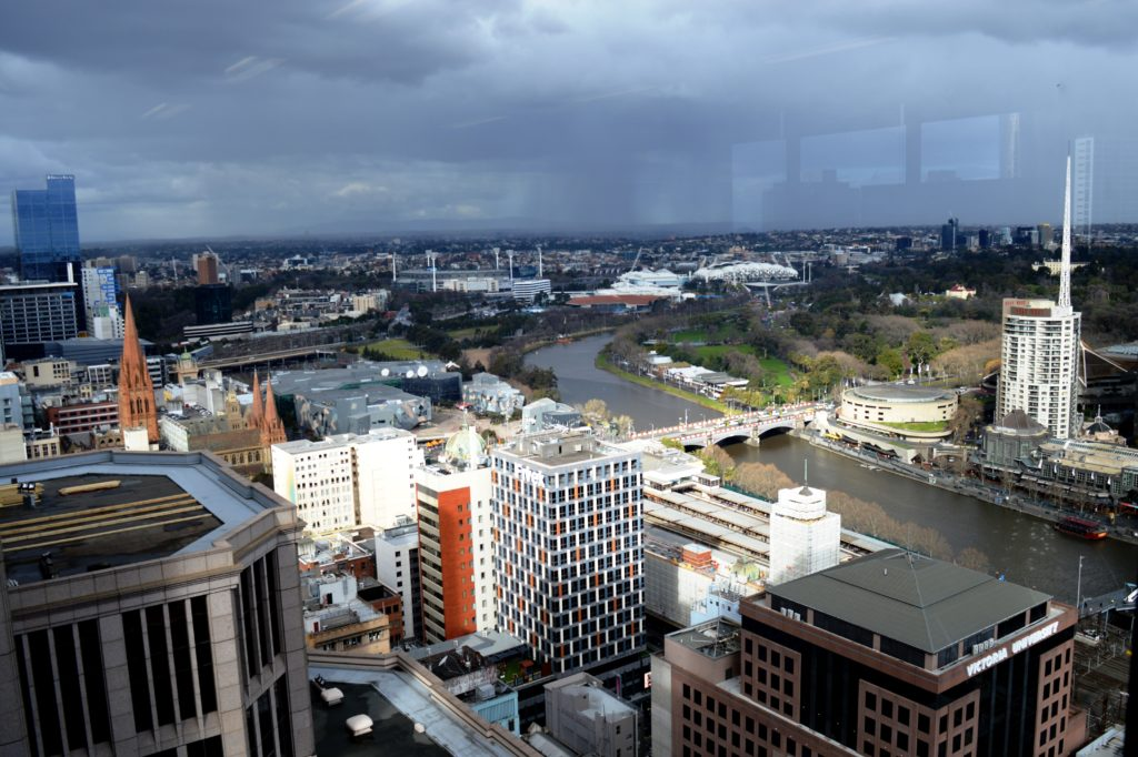 Melbourne AICD Lounge View